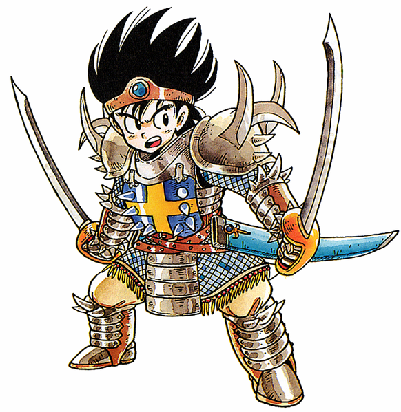 582px-DQIII_Spiked_Armour.png