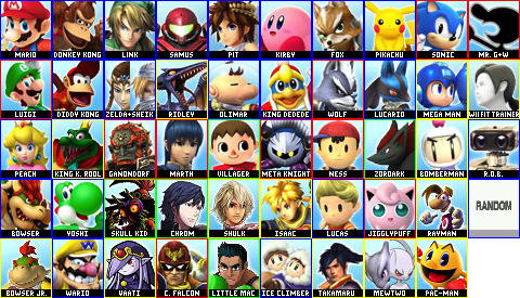 best smash 4 roster.png