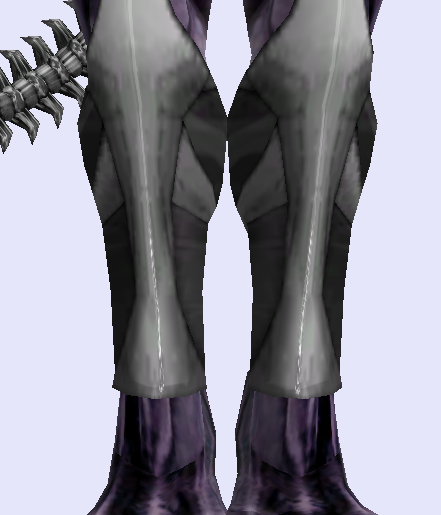 Edited Meta Ridley Legs (Project M Ridley).png
