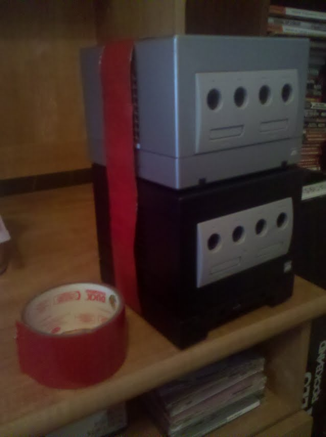 gamecubes duct taped together.jpg