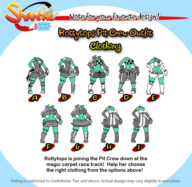 the half genie protector of scuttle town shantae for ssb4