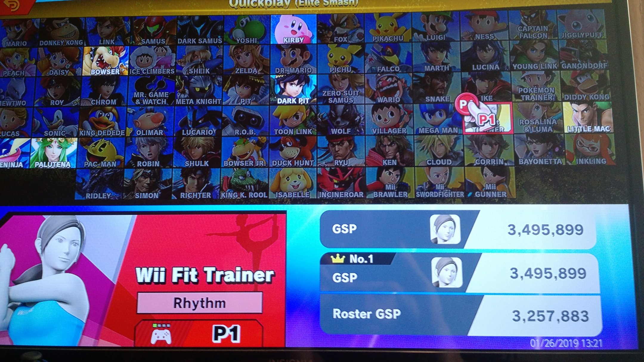 Current highest known GSP | Page 16 | Smashboards