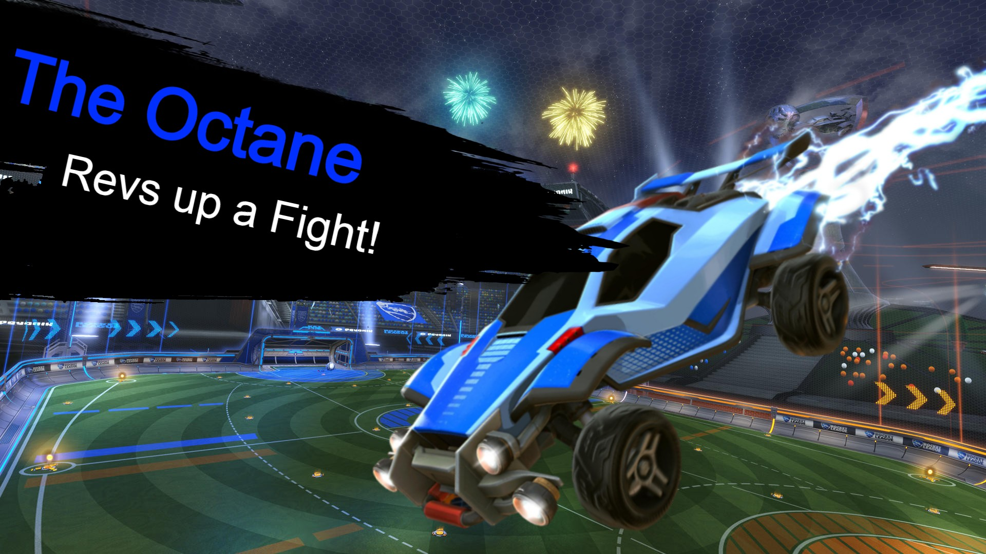 Octane Drives Into Smash Support Thread For Rocket League Smashboards