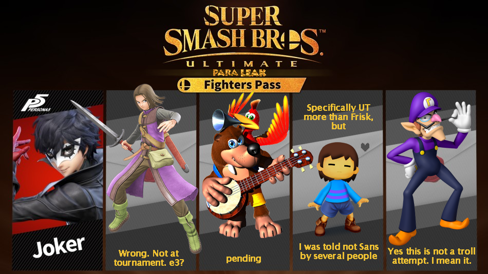 A New Wah-volution!: NEW Waluigi Support Thread   Page 2   Smashboards