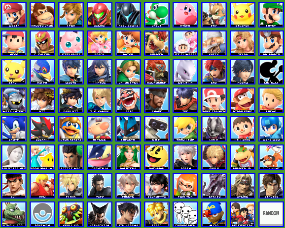 Super Smash Bros. Ultimate Roster Thread | Page 9 | Smashboards