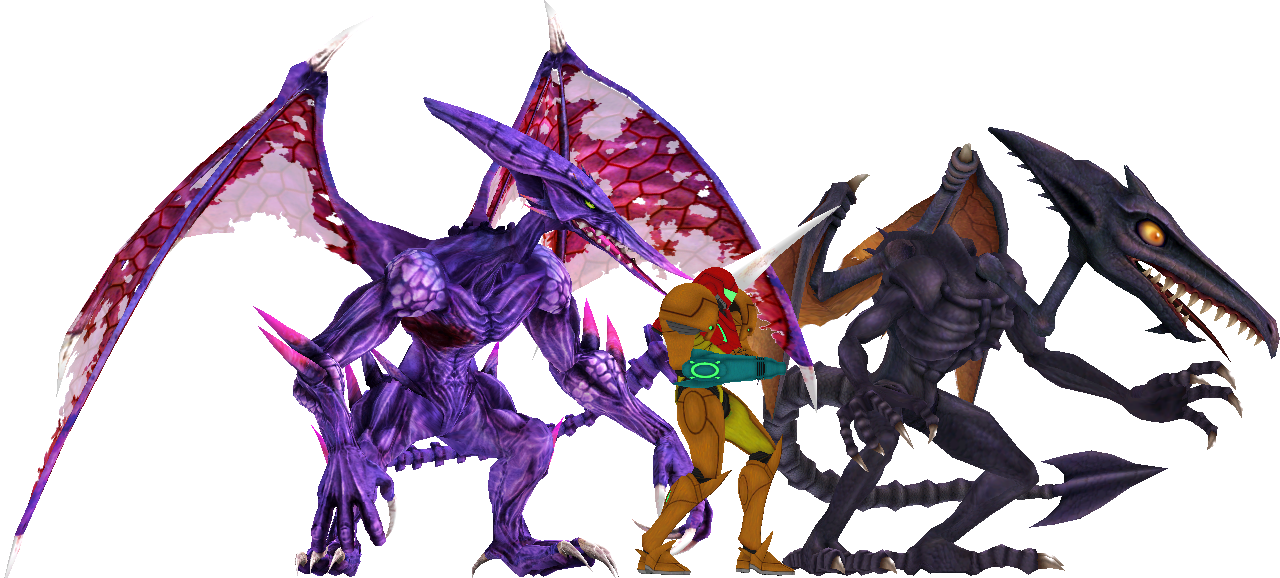 Important The Ridley For Ssb4 Thread End Of An Era Page 383