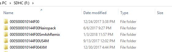 Smash Wii U - Is it possible to have more than 2 modpacks on