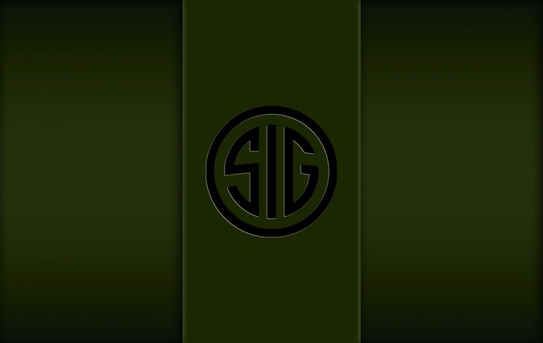 SIG! (In Military Green & Black!).jpg