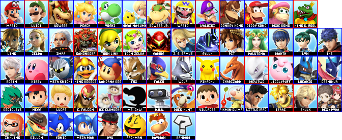 Smash For Switch Roster.png