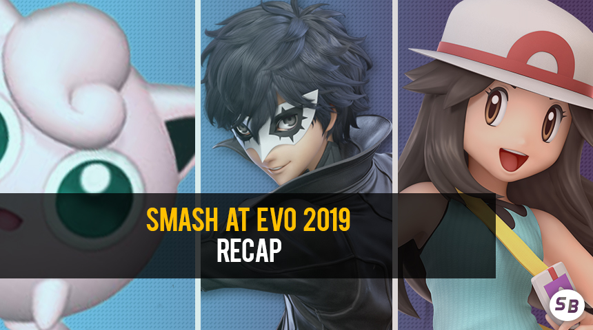 Smash at EVO 2019 Recap | Smashboards