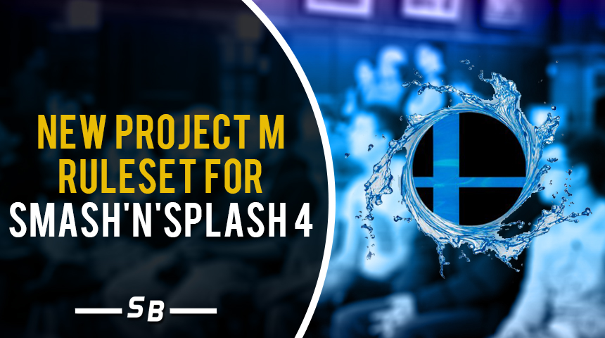 New Project M Ruleset Announced for Smash'N'Splash | Smashboards