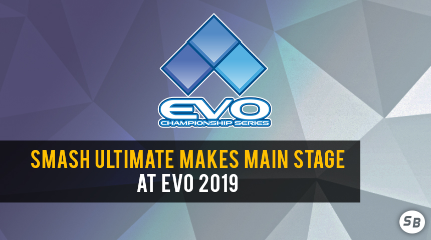 Evolution 2019 Lineup Announced, Smash Ultimate Makes Main