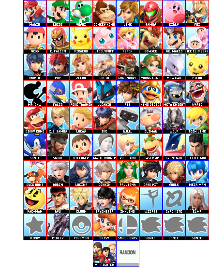 Ultimate (Blank Ver.) Roster.png
