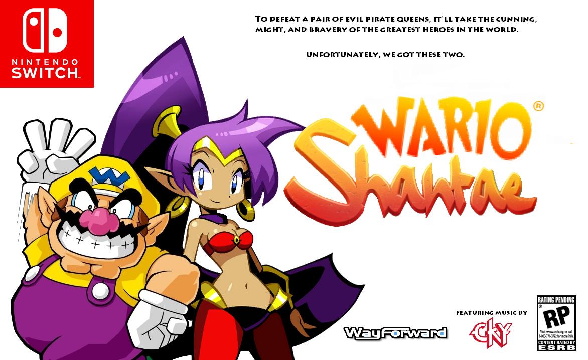 Wario Shantae2.png
