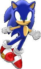 SSBPCE Sonic Render.png