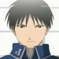 Colonel Roy Mustang
