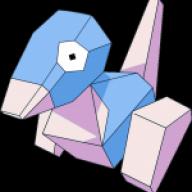 Shiny Porygon