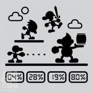 Mr. Game + Watch