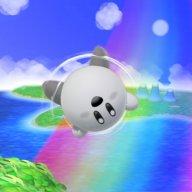 Monochrome Kirby