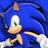 Sonic Blue Blur