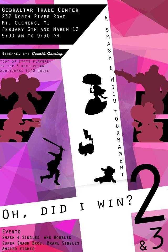 Amiibo cockfight prizes to win
