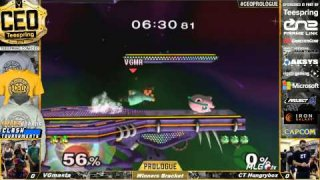 CEO Prologue - CT Hungrybox vs VGmasta - SSBM MLG Qualifier