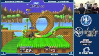 Basement Dwellers PM 3.5 Singles Winners Quarters: J-Fro (Ganondorf) Vs. Buzz-Roll (Ike)