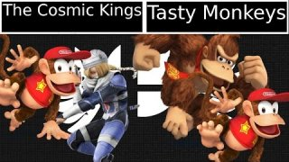 [Smash 4|Fight or Flight] Doubles: The Cosmic Kings VS Tasty Monkeys