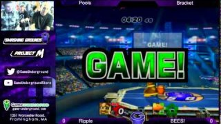 Underground Finale Pools: Ripple (Dedede) vs CSC BEES! (Olimar, Yoshi)