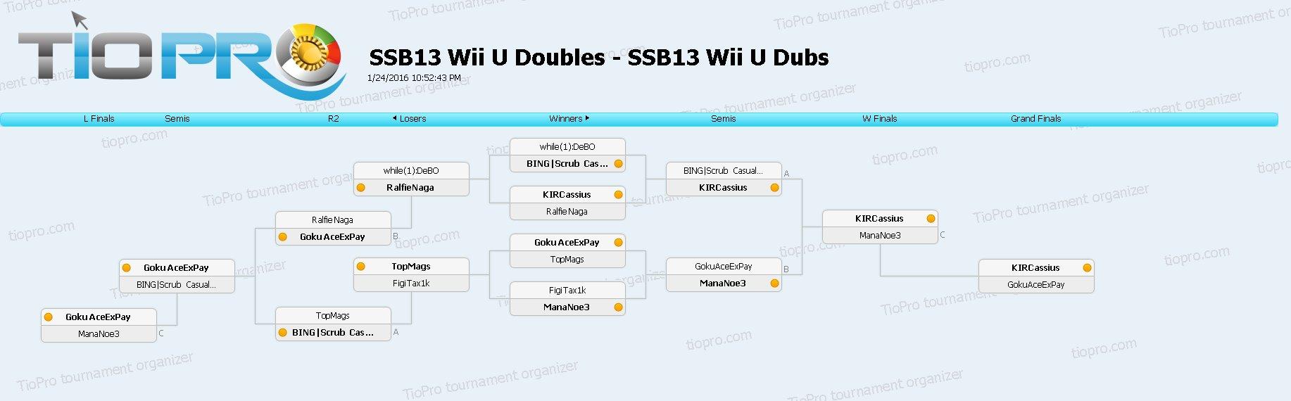 SSB13 Wii U Dubs
