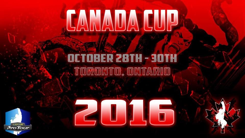 Canada Cup 2016 - Melee Singles