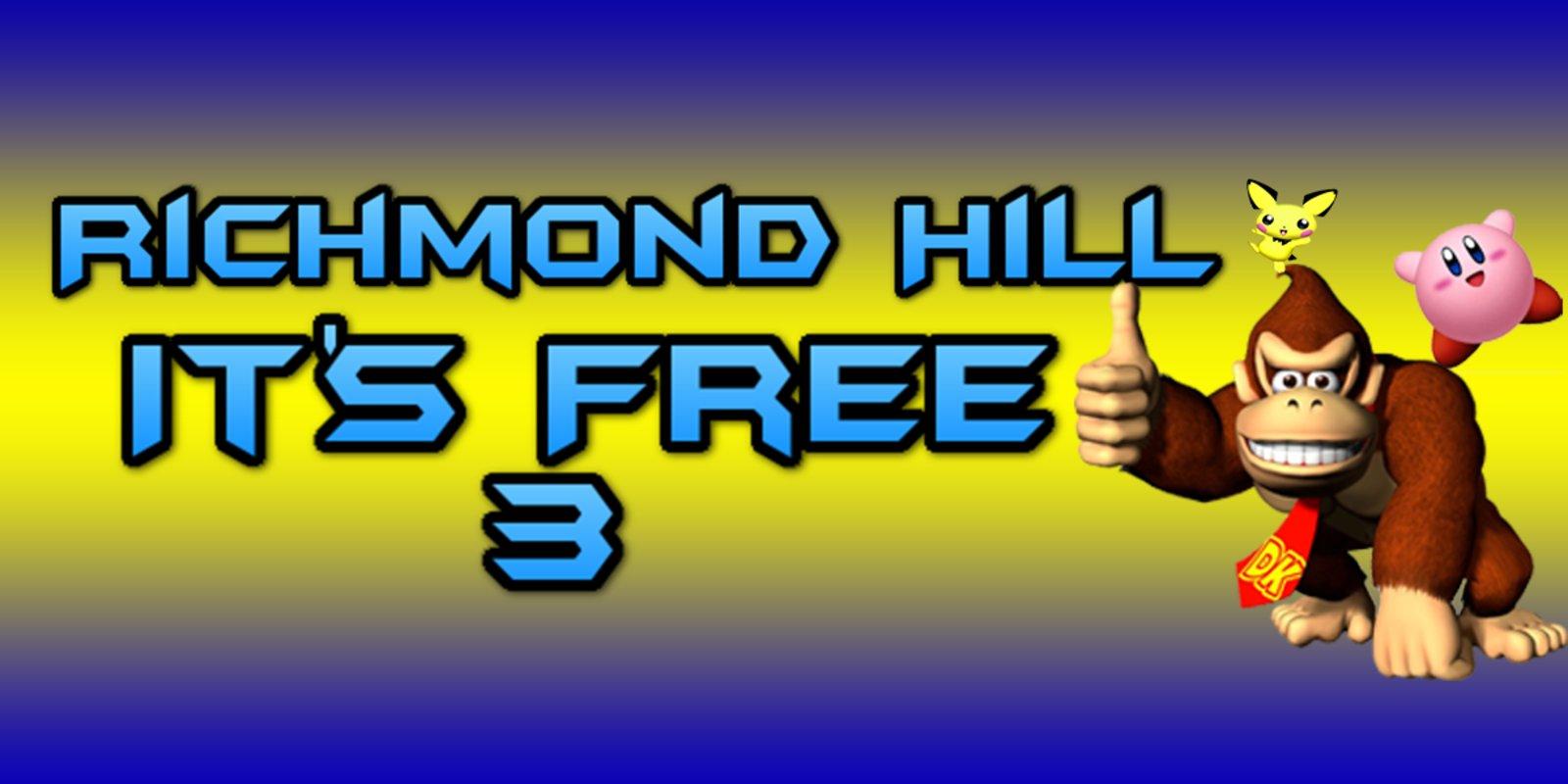 It's Free 3 - Project M Singles