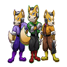 Guide to Ace Arwing Pilot Fox McCloud - Updated for 2015
