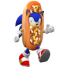 You're to-I mean Sonic Speed!