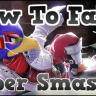 VIDEO - How To Falco - Smash 4 - Informative and Combo Guide / Tips