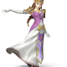 Zelda's Triforce of Wisdom