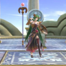 The playful Goddess of Skyworld: Lady Palutena