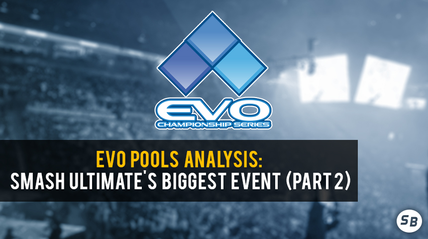EVO Pools Analysis - Smash Ultimate's Biggest Event (Part 2